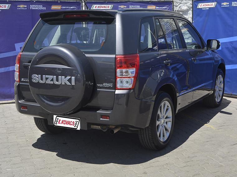 suzuki grand-nomade glx ltd 4x4 aut