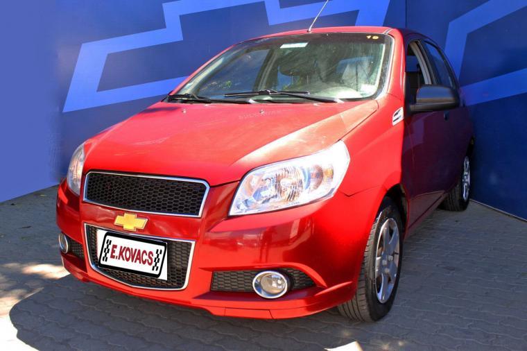 Autos Kovacs Chevrolet Aveo iii ls 1.4 2015