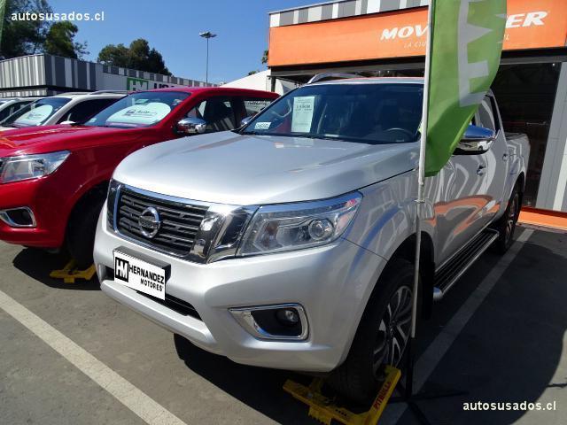 Camionetas Hernández Motores Nissan Np300 2017