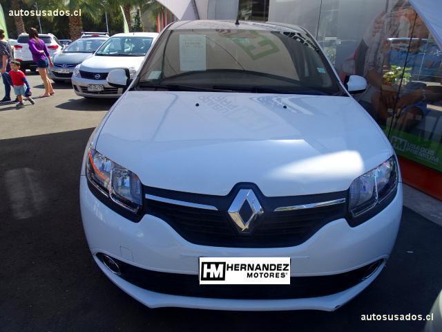 Autos Hernández Motores Renault Symbol 2017