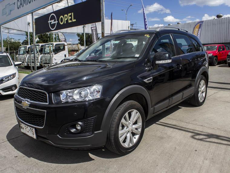 Camionetas Kovacs Chevrolet Captiva lt full  awd 2.4  at 2015