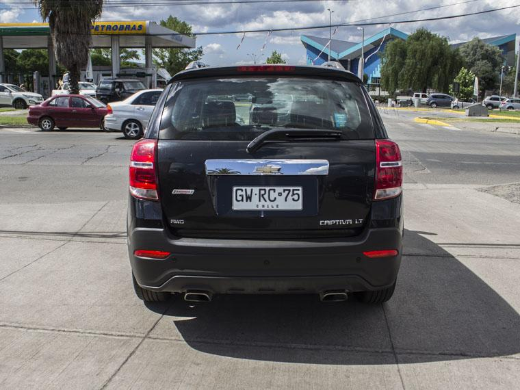chevrolet captiva lt full  awd 2.4  at
