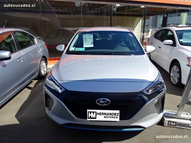 Furgones Hernández Motores Hyundai Ioniq 2018