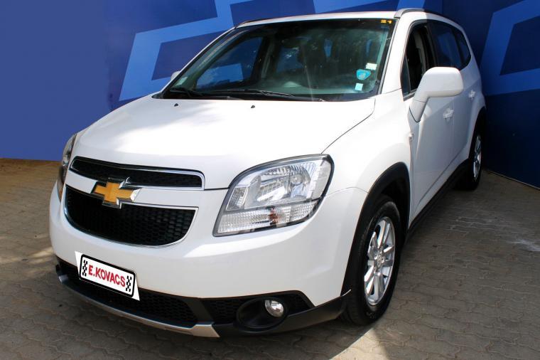 Camionetas Kovacs Chevrolet Orlando ls 2.0 2012