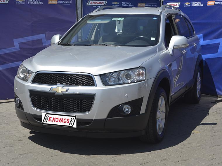 Camionetas Kovacs Chevrolet Captiva iii lt  awd ac 2013