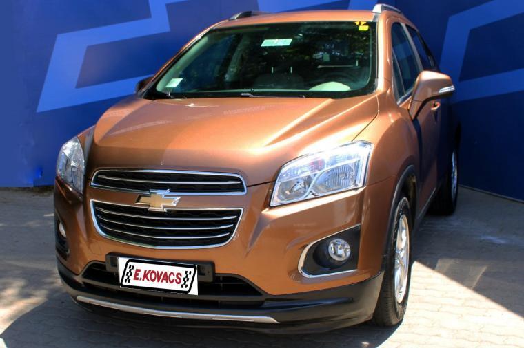Camionetas Kovacs Chevrolet Tracker 1.8 fwd ls mt 2017