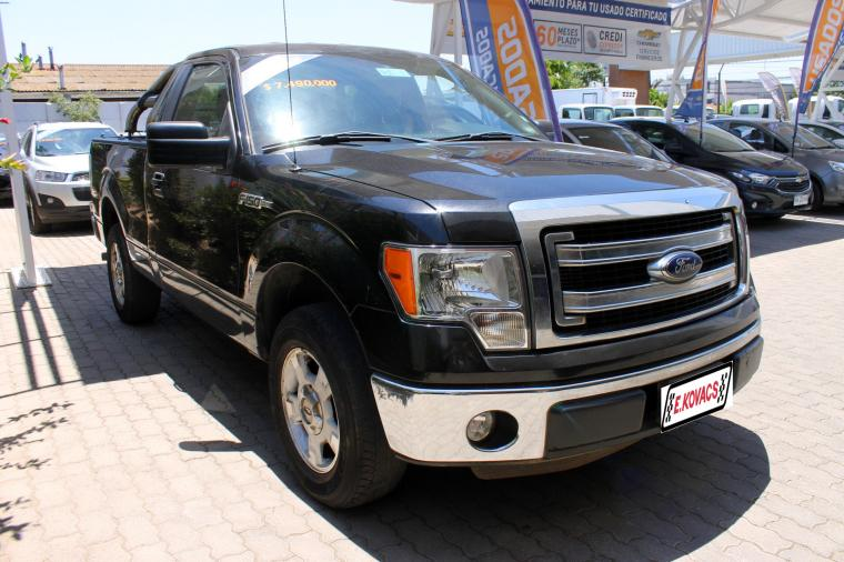 ford f-150 xlt 3.7 aut
