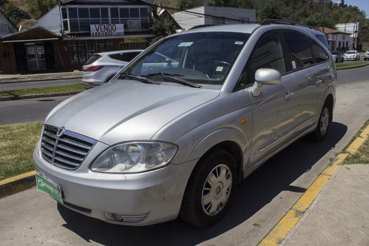 Autos Rosselot Ssangyong Stavic xdi 4x2 2011
