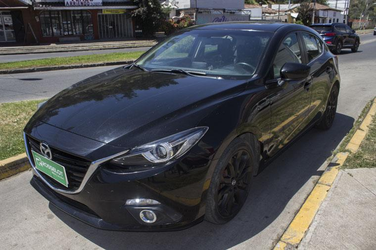 Autos Rosselot Mazda 3sport 2.5 2016