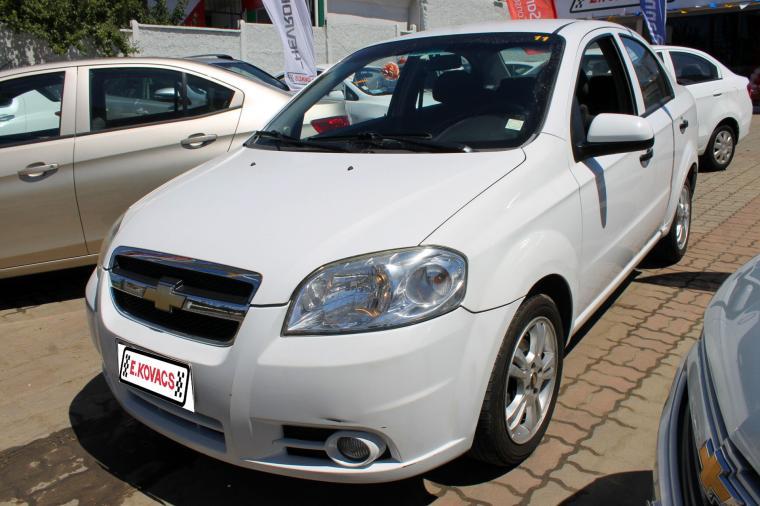 Autos Kovacs Chevrolet Aveo 1.4l mt gasolina 2011
