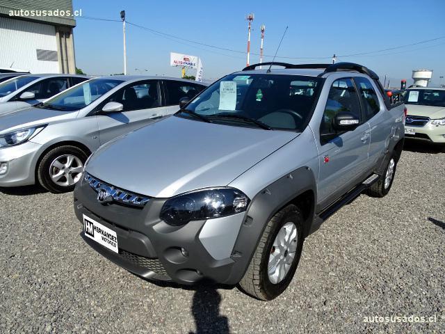 Camionetas Hernández Motores Fiat Strada 2018