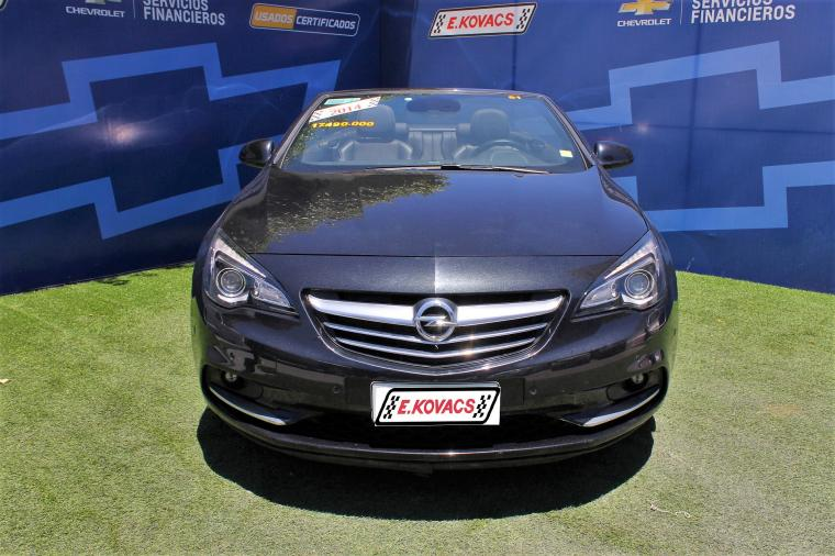 opel cascada cosmo 1.6  6at