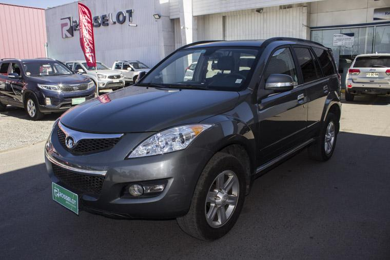 Camionetas Rosselot Great Wall Haval h5 lx mt 2016