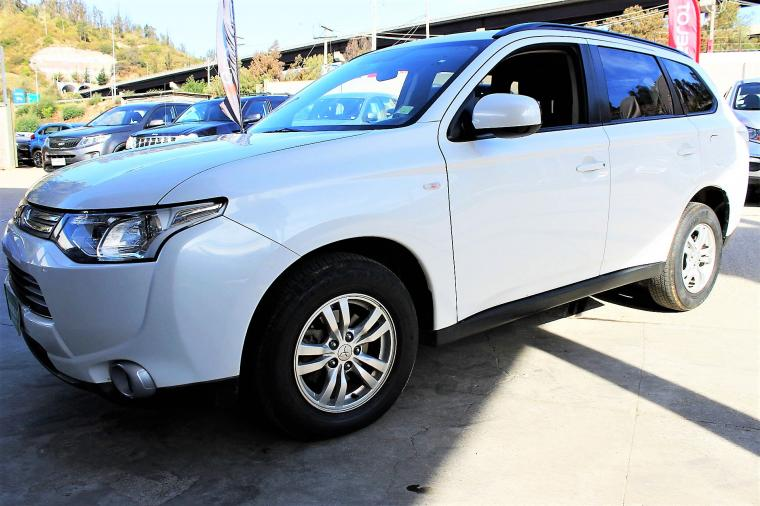 Camionetas Rosselot Mitsubishi Outlander 4x2 2.0 mt 2014