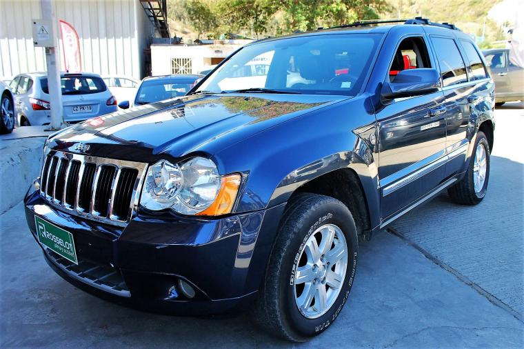 Camionetas Rosselot Jeep Grand cherokee limited 4.7 2010