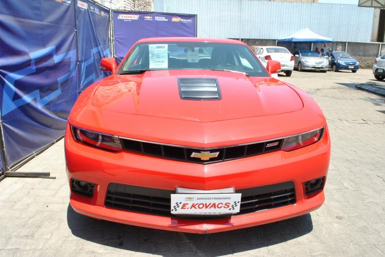 chevrolet camaro iii at ac
