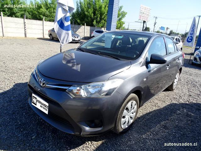 Autos Hernández Motores Toyota Yaris 2017