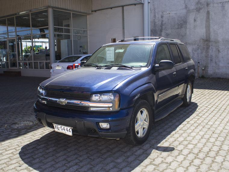 Autos Kovacs Chevrolet Trailblazer lt 2004