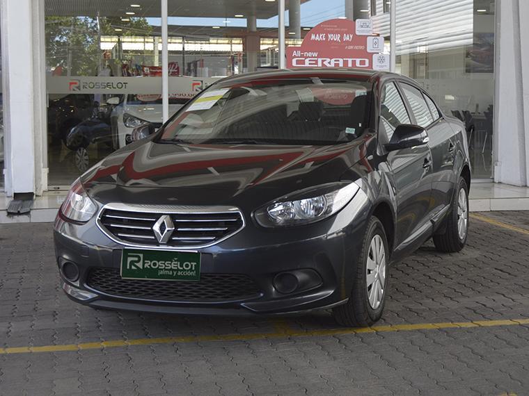Autos Rosselot Renault Fluence authentic 2014