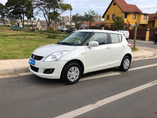 Autos Automotora RPM Suzuki Swift 1.2 gl full 2014