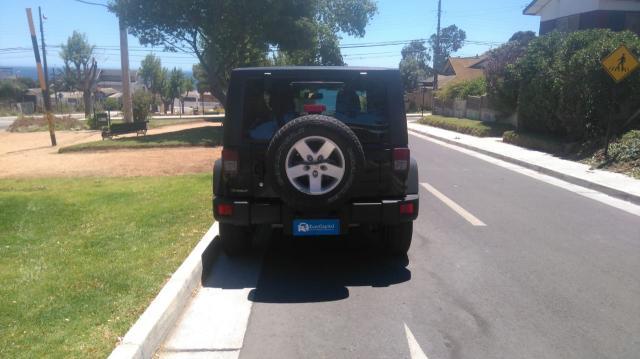 Jeep wrangler sport 3.6 at