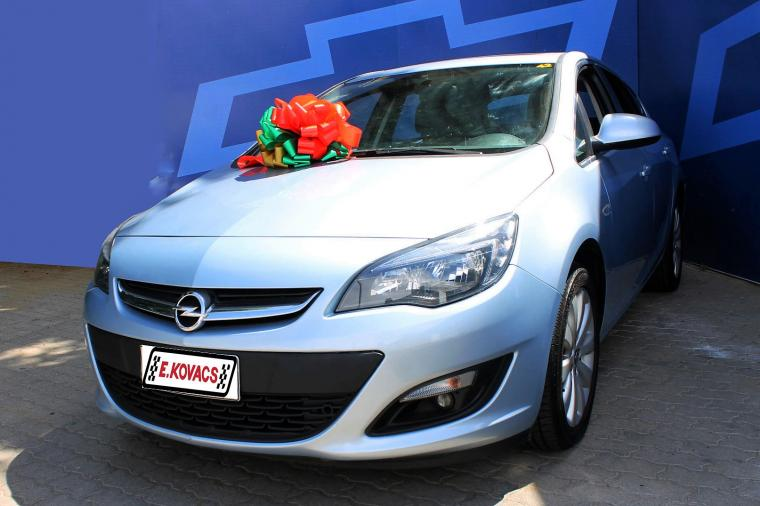 Autos Kovacs Opel Astra ii enjoy 1.4t at 2016