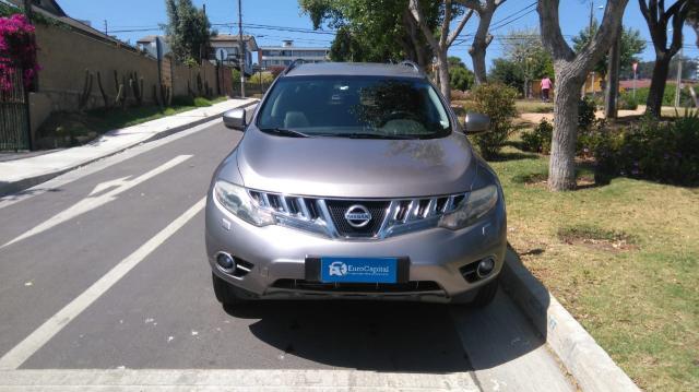 Nissan murano 4x4 aut 3.5
