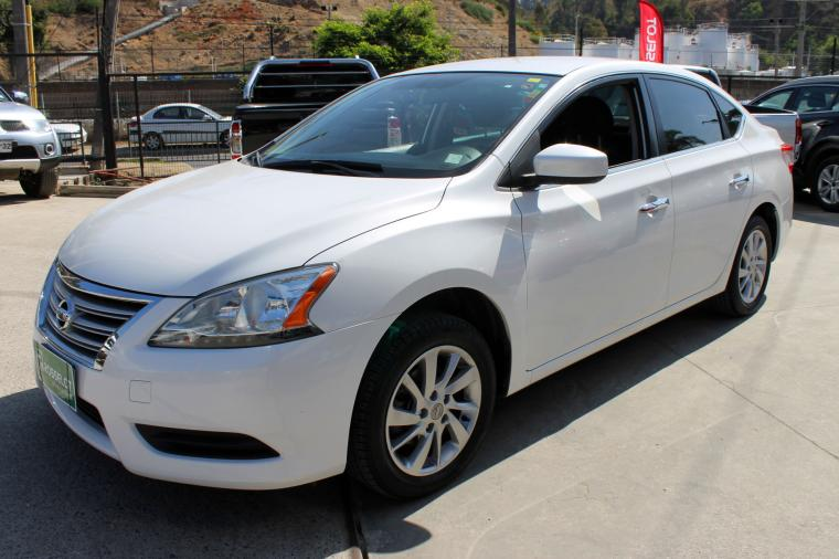 Autos Rosselot Nissan Sentra 1.8 xe mec 2014
