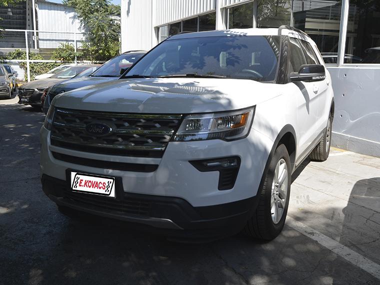 Camionetas Kovacs Ford Explorer xlt 2018