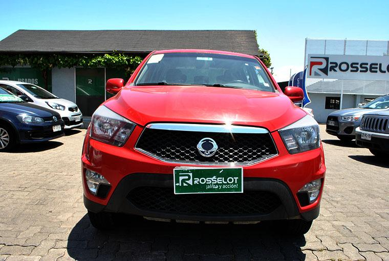 ssangyong actyon sportmt new