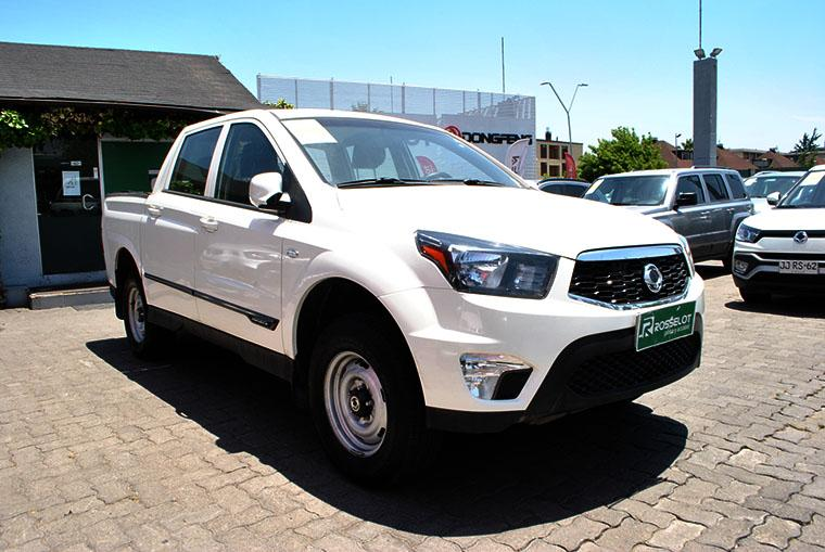 ssangyong actyon-sport mt