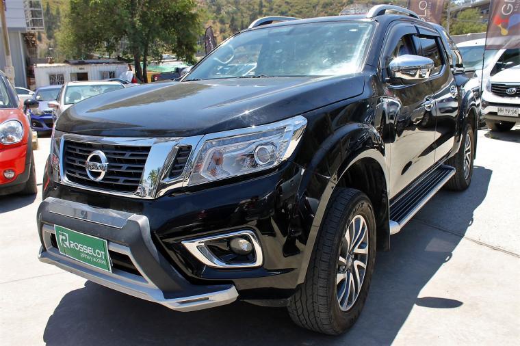 Camiones Rosselot Nissan Np300le 4wd d/c 2017