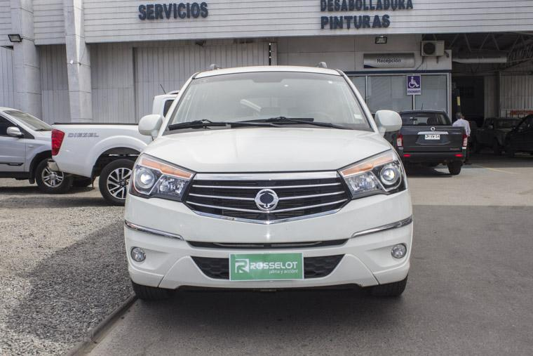 ssangyong stavic stavic 4x4 at