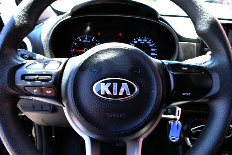 kia morning lx