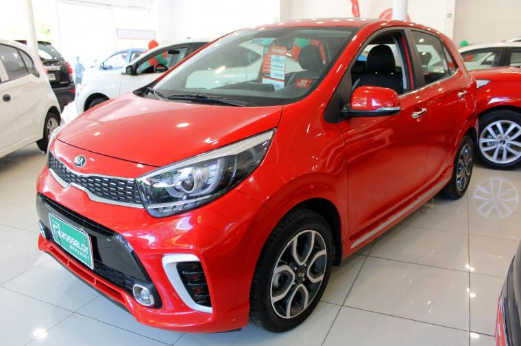 Autos Rosselot Kia Morning gt line 1.2 2018