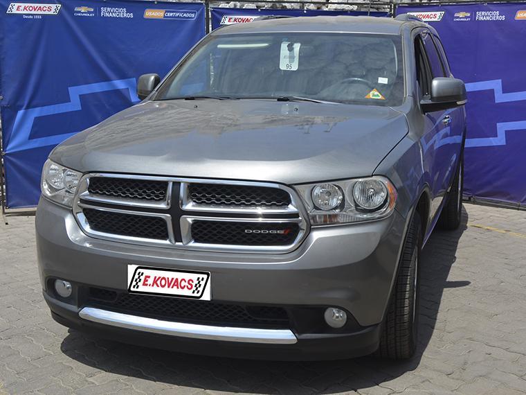 Camionetas Kovacs Dodge Durango lux awd ac at 2013