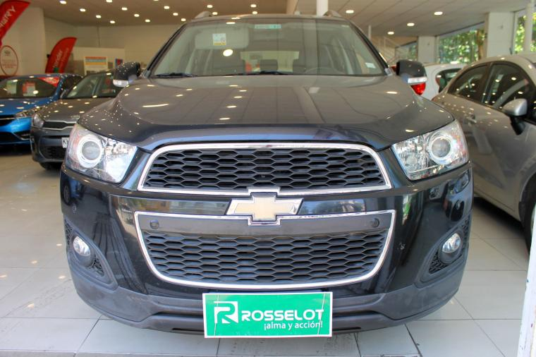 chevrolet captiva ls 2.4