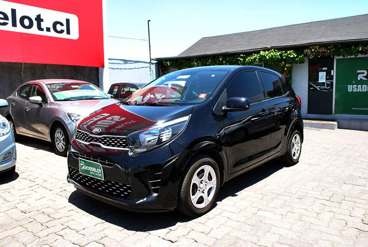 Autos Rosselot Kia Morning lx 2018