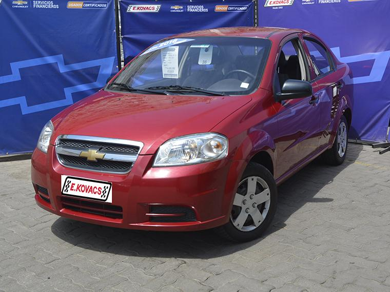 Autos Kovacs Chevrolet Aveo mt 2016