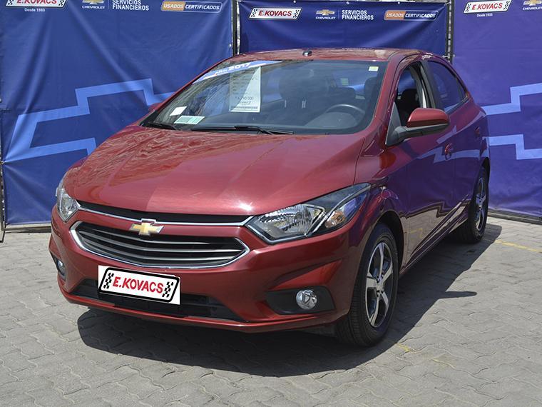 Furgones Kovacs Chevrolet Onix ltz mt ac 2017