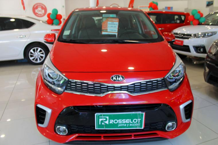 kia morning gt line 1.2