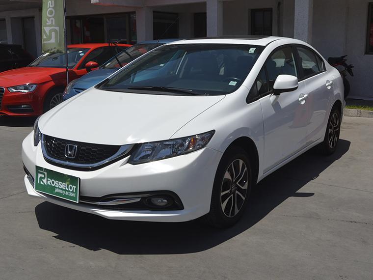 Autos Rosselot Honda Civic exl 2014