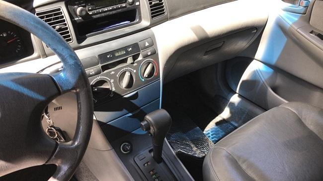 Toyota Corolla EX