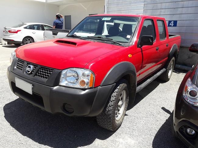 Camionetas Automotora Rodríguez Nissan Terrano DXS 2013