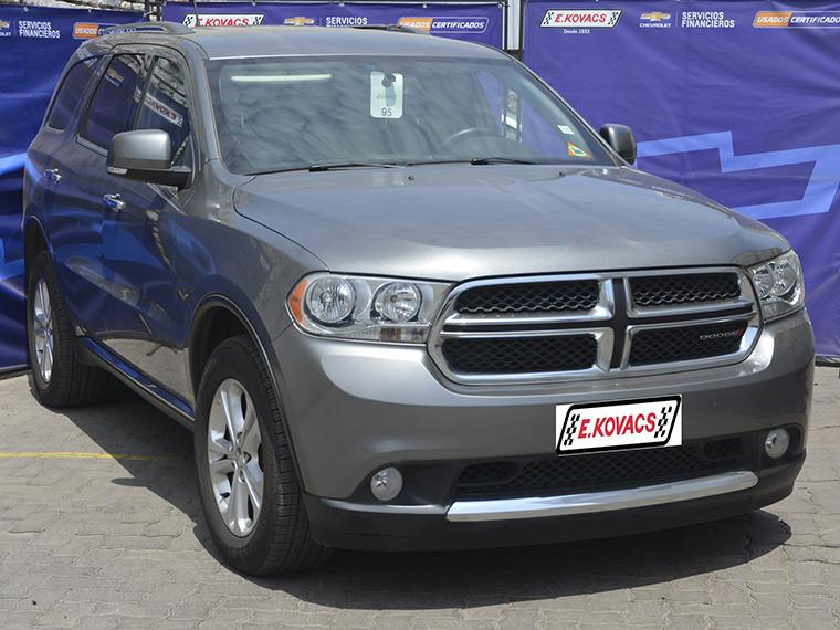 dodge durango lux awd ac at
