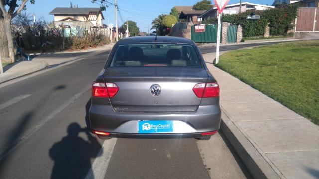 Volkswagen voyage power 1.6