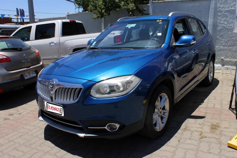 Autos Kovacs Brilliance V5 v5 1.6 aut 2014