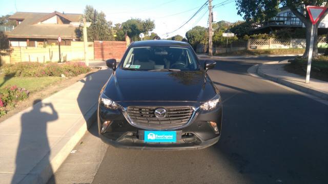 Mazda cx3 2.0 at