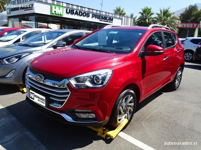 Autos Hernández Motores Jac S2 2018