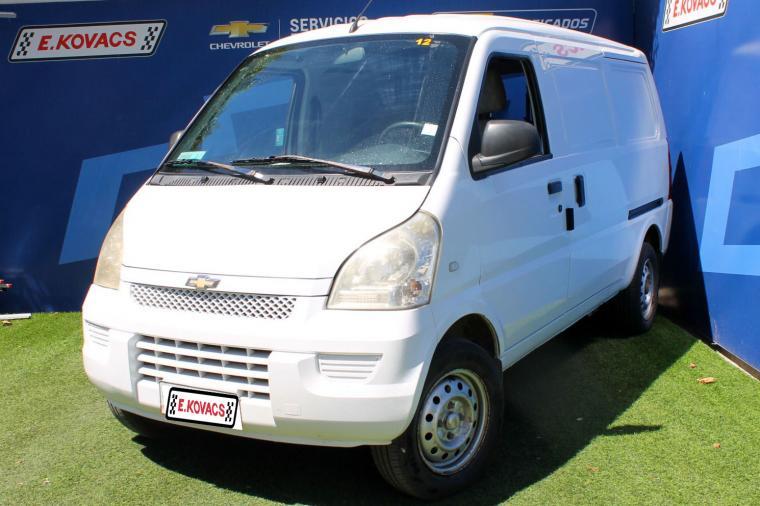 Furgones Kovacs Chevrolet N300 max van 1.2 2014